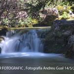 El riu Brugent. Foto Andreu Gual