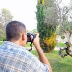 Curso basico de fotografia digital.  Tarragona, con Jose.