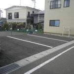 クッチーナ駐車場舗装工事