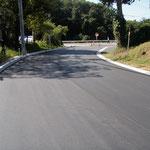 市道6311号線道路改良工事・舗装新設工事