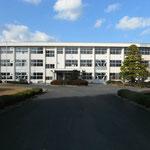 岩瀬農業高校大規模改造工事(建築・1期) 外部