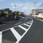 市道Ⅰ-17号線舗装修繕工事