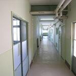 福島県立聾学校 内部改修