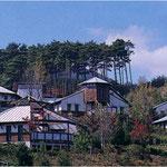 長沼町・藤沼湖自然公園コテージ
