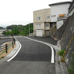 準用河川下の川取付道路築造工事