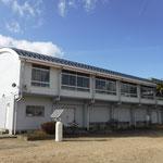 阿武隈小学校体育館耐震改修工事(外壁)