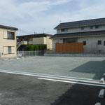 三部会計事務所駐車場整備