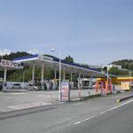 須賀川ガス棚倉給油所