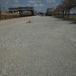鏡石駅東口南側臨時駐車場整備工事竣工