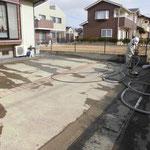 H25季の郷除染作業2
