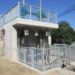 公共下水道古屋敷内水排水処理施設 下の川右岸ポンプ設置工事