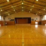 岩瀬農業高校災害復旧(第一体育館)