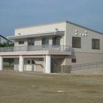 須賀川市民スポーツ広場クラブハウス新築工事