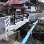 市道Ⅰ-26号線(31号橋)橋梁補修工事