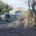 琵琶池樋門及び須賀川三春線