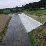 公共災害復旧工事(河川)