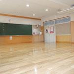 日高見児童クラブ床改修工事