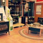 Visit our showroom to see our selection of wood stoves, furnaces and firepits.