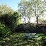 Gîte Buèges, le jardin