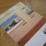 Messe-Handout | Auftraggeber: Interhouse GmbH