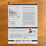 Newsletter-Magazin Interhouse Aktuell | Auftraggeber: Interhouse GmbH | Relaunch ab 2010