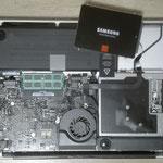 MacBook PRO - Festplattenwechsel auf SSD (3/3)