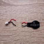 Tausch einer BIOS-Batterie mit Steckeranpassung (da nicht mehr im Handel erhältlich)