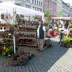 Auf dem Schlesischen Tippelmarkt in Görlitz
