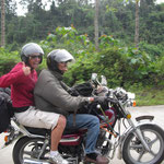 Easy Riding in Vietnam is easy :-)