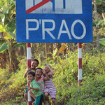 Kids in Prao, Easy Riding with Uncle Nine