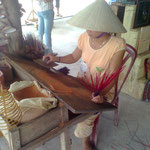 Incense making in Hue, Easy Riding with Uncle Nine