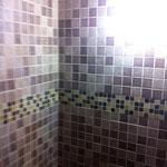 Despues Remodelacion de baño azulejo