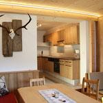 Kitchen Apartment Donnerkogel   © Christine Bleisch