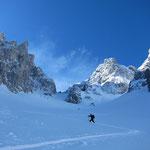 Skitour  © Christine Bleisch