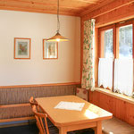 Küche Apartment Gosaukamm © Christine Bleisch