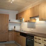 Küche Apartment Donnerkogel © Christine Bleisch