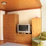 Living room Apartment Hornspitz  © Christine Bleisch
