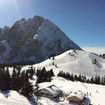 Skigebiet Dachstein West  © Christine Bleisch