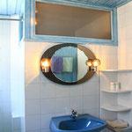 Badezimmer Apartment Hochsitz © Christine Bleisch