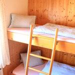 Schlafzimmer - Etagenbett Apartment Gamsfeldblick © Christine Bleisch