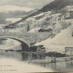 Le pont de Montrigon