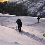 2019 descente à ski au chalet Fr Gilkens.