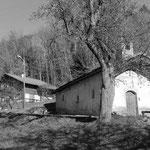 la chapelle du village de Montrigon (arc 1600)
