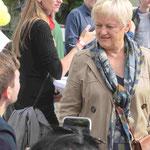 Zwei Kanditaten für Tempelhof: Künast (Grüne) und Kühnert (SPD)