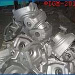 Steering box -2  Material Nodular Iron GGG 60  -  Weight 28kg - Customer Italy