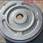 Light Flywheel- Weight: 11.5kg- Material Gh190 - Customer Italy
