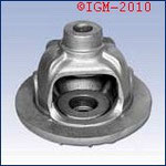 Differential Case – Part-No J 6011 - Material FCD45 JIS- Weight: 11 kg