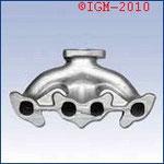 Exhaust Manifold - Part-No KK1561345- Material FCD45A-KES-B-D002  JIS- Weight 4,5  kg