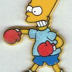 Bart Plasticpin