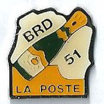 alk 10  ist auch unter Post Frankreich zu sehen